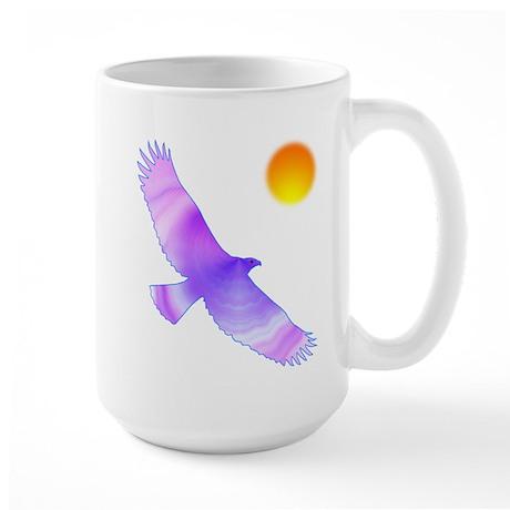 Into the Sun Large Mug