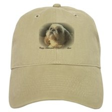 Shih Tzu Puppy Baseball Cap