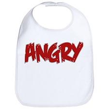 Angry Chicks Bib
