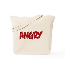 Angry Chicks Tote Bag
