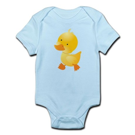 duck Infant Bodysuit