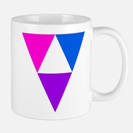 Cute Triforce Mug