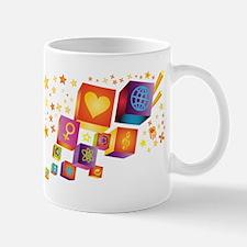 Fun Icons Mug