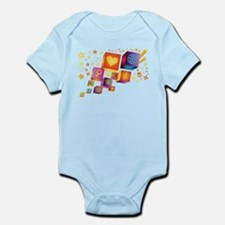 Fun Icons Infant Bodysuit