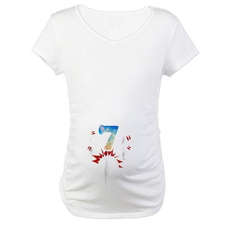 Cartoon Ketchup Bottle Women's Dark Pajamas