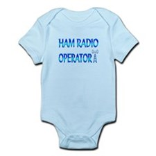 Ham Radio Infant Bodysuit