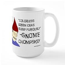 Gnome Chompskey -- Mug