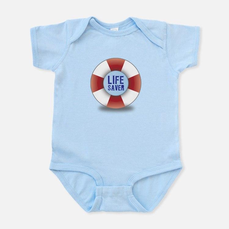 Life saver Infant Bodysuit