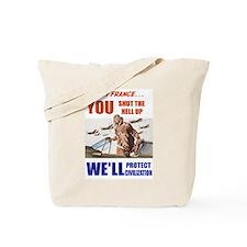 Cute Iraqi Tote Bag