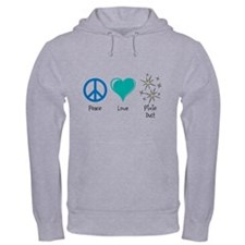 Peace, Love, and Pixie Dust - Hoodie