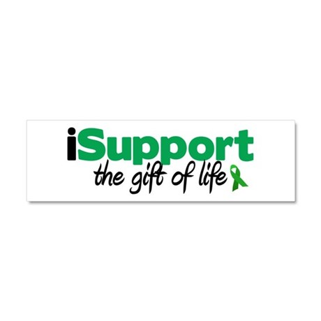 iSupport Life Car Magnet 10 x 3