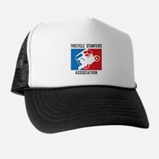 Tricycle Stunters Association Trucker Hat