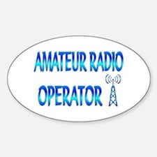 Amateur Radio Decal