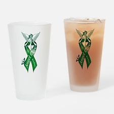 Angel Cove Logo Drinking Glass