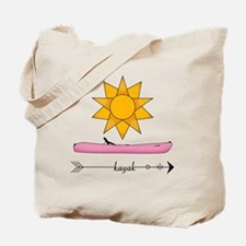 Funny Paddle Tote Bag