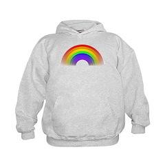 Faded Rainbow Hoodie