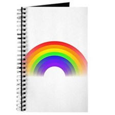 Faded Rainbow Journal