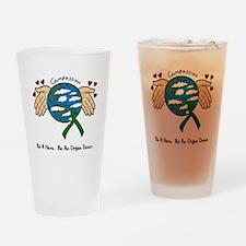 Donor World II Pint Glass