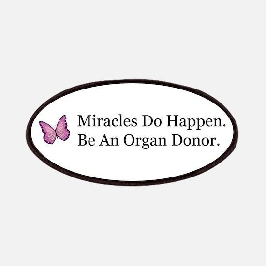 Organ Donation Awareness Patches