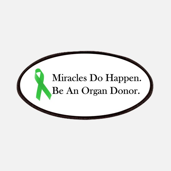 Green Ribbon Miracle Patches