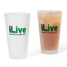 iLive Pint Glass