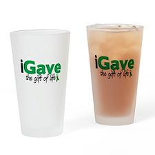 iGave Life Pint Glass