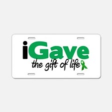 iGave Life Aluminum License Plate