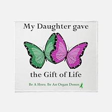 Daughter Gift Throw Blanket