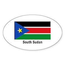 South Sudan Flag Decal