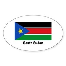 South Sudan Flag Decal