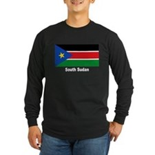 South Sudan Flag T