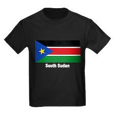 South Sudan Flag T