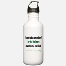 Life Given Water Bottle
