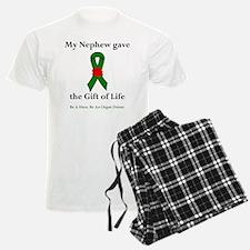 Nephew Donor Pajamas