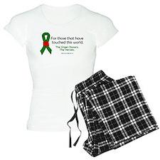 Organ Donor Heroes Pajamas