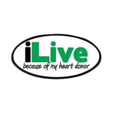 iLive Heart Patches