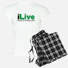 iLive Kidney Pajamas