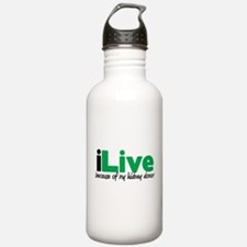 iLive Kidney Water Bottle