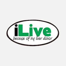 iLive Liver Patches