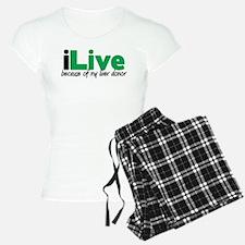 iLive Liver Pajamas
