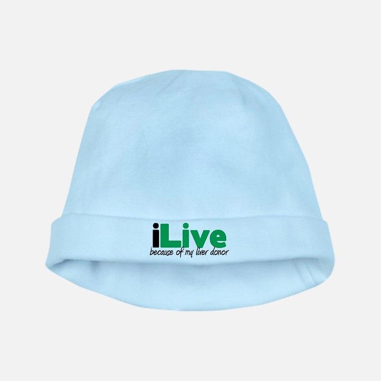 iLive Liver baby hat