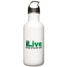 iLive Liver Water Bottle