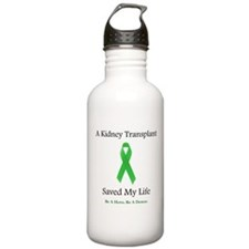 Kidney Transplant Suvivor Water Bottle