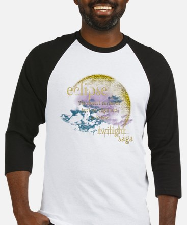 Jacob Quote Eclipse Clouds Baseball Jersey