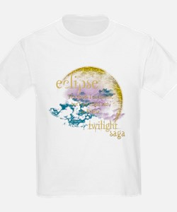Jacob Quote Eclipse Clouds T-Shirt