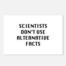 Scientists Postcards (Package of 8)