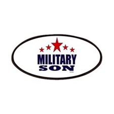 Military Son Patches