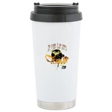Jacob Quote Eclipse Clouds Travel Mug