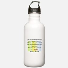 Nursing Student IV 2011 Water Bottle