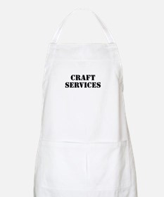 """CRAFT SERVICES"" BBQ Apron"